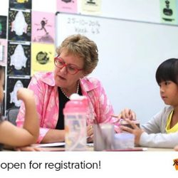 [Morris Allen Study Centre/ Tien Hsia Language School] Classes are now open for registration! Get your child on the right path to perfect the English language with a