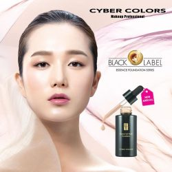 [Selectiv' by Sasa] Makeup junkie alert! Cyber Colors Black Label Essence Foundation Series has got a NEW family member! Check out the NEW
