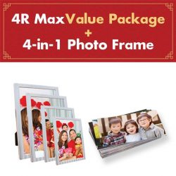 [FotoHub] We heard you! Our MaxValue package promotion is back! This time round, you get to purchase a set of 4