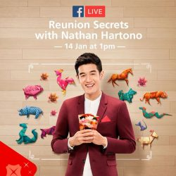 [DBS Bank] What is it that makes Chinese New Year truly special? We invite Nathan Hartono to share with us some interesting