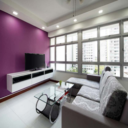 [Elegance Concept] Colors play such an important part in designing, it largely influenced the kind of theme that the home is going