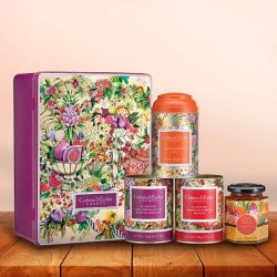[Crabtree & Evelyn Singapore] Filled with a delectable selection Crabtree & Evelyn treats, get our Collectable Design Tin at 50%* off from now till 18