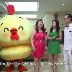 [OSIM] Congratulations to Alison and family - our 2nd winner of a $888 Cash Angbao prize, specially delivered by Mediacorp's Artiste &