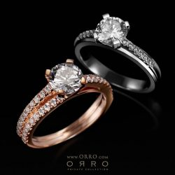 [ORRO Jewellery] Hold me tight and tell me LOVE story of you & me…Exclusively at ORRO this New Year, most importantly at