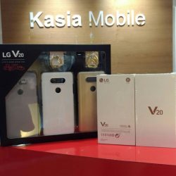 [Kasia Mobile] Lg V20 64gb Local Sets FOC Case $815 Foc Batterykit $835 Titan and Silver B & O Headset inside the box