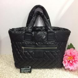 29a27388793a  MADAM MILAN  Sneak Preview  FE Brand Model 🍊🍊Chanel A48612 Coco Cocoon  Large Tote Bag Price   2250 (RP  3300) Item Code  FE9087C FE3RP