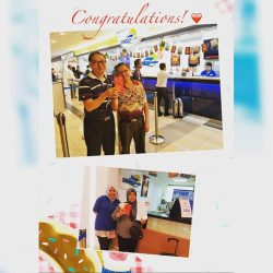 [SINDO FERRY] We ❤️ you, our Happy customers! We got two winners again yesterday (25 JAN). The first passenger (top photo) has won $