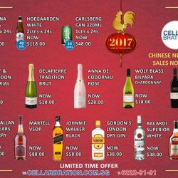 [Cellarbration] PROSPERITY DEALS for Chinese New Year Now On!!!GREAT SAVINGS not to be missed!Free delivery for orders at S$