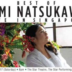 [SISTIC Singapore] Tickets for Best of Rimi Natsukawa Live in Singapore go on sale on 13 Jan 2017. Get your tickets through