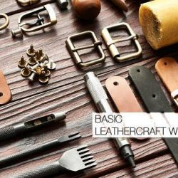 [Feb 29 Bags] A Chinese new year treat for our supporters!5 FREE slots for our basic leather crafting workshop this coming sunday