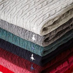 [Jack Wills] The Tinsbury jumper is one of our favourites – and it's easy to see why. Soft, warm & in a range