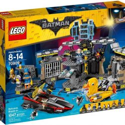 [BRICKS EMPIRE] Team up with Batman, Robin and Batgirl to defend Gotham City from villains such as Mr Freeze, the Riddle and