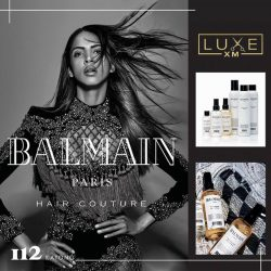 [Luxe X M] Our latest promotion conjunction with I12 Katong