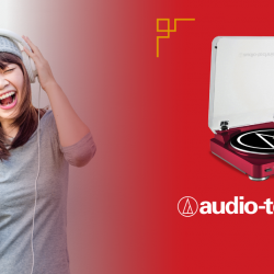 [Lazada Singapore] FREE $8 Grab Voucher with every $88 spend on Audio-Technica products!