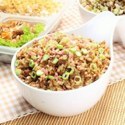 [QQ Rise] Chewy Japanese rice grains paired with nutritious oat, corns and green peas to give it a distinctive twist from the