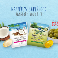 [Watsons Singapore] Here's the deal you cannot miss, 2nd Buy @ 50% OFF! 😱 Get nature's superfood & transform your life, shop now!