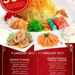 [Momiji Japanese Buffet Restaurant] Usher in an auspicious year with all-you-can-eat-buffet.*Free Flow Sapporo Beer, Snow Crab Legs and Haagen-