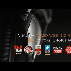 """[Stereo] V-MODA Crossfade Wireless. """"Best Bluetooth Headphones 2016"""" -USA Today's Reviewed.com Drop by Stereo – The Headphone Concept Store"""