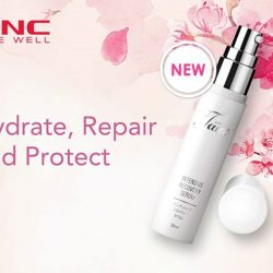 [GNC Live Well Singapore] Pamper your skin with the latest addition to the LAC Taut range. With its revolutionary triple-action mega moisture formula,