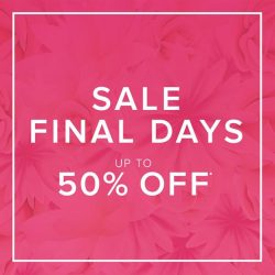 [Forever New] SALE - Final Days! Shop Up to 50% Off* Selected Styles. Shop Now: http://www.forevernew.com.au/sale*Selected styles
