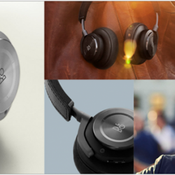 [Stereo] The B&O Play H9 is the newest flagship pair of wireless noise cancelling headphones in the Beoplay line-up,
