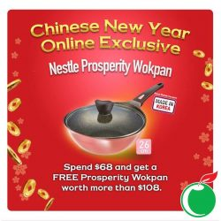 [Cold Storage] How are you planning to spend your Chinese New Year? Whether you are joining your friends or enjoying some family