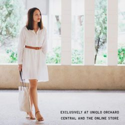 [Uniqlo Singapore] NOW LAUNCHED: The 2017 Spring/Summer Collection from Ines de la Fressange.Designed by Ines with her characteristic affection for