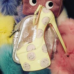 [Kandee] 7 inch platform pumps lemon crystals now only £95.00 in our SALE!!!! Message us to order only sizes 37: