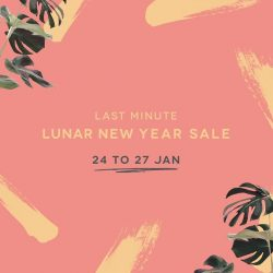 [Love, Bonito] The clock is ticking. This is your last chance. Buy 2 pieces of clothing and receive a 15% discount. Buy