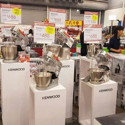 [Kenwood] Last two days till the promotion ends. Hurry now! Grab your favourite kitchen machine at Singapore Expo Hall 4!#CNYISCOMING #