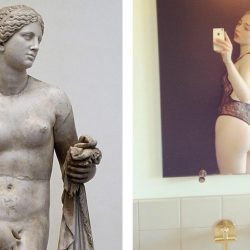 [Ode to Art] Ever wondered how the female beauty standards used to be like in older times? Read this article to find out