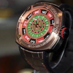 [TVG] TVG, Where addiction starts.. Bringing forth statement timepieces for the demanding youNsquare Casino Gold Limited No 13/38 SOLD!!!