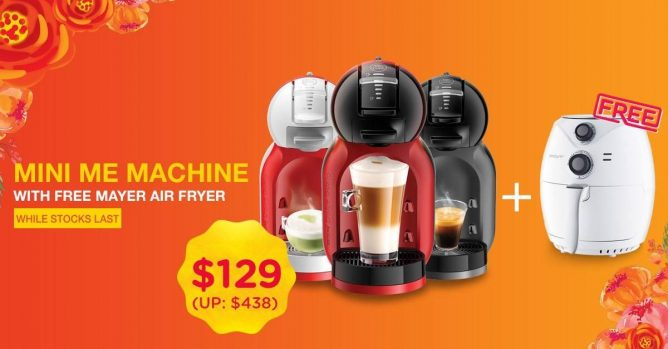 Lazada Singapore Wake Up To Great Coffee Aroma This New Year With