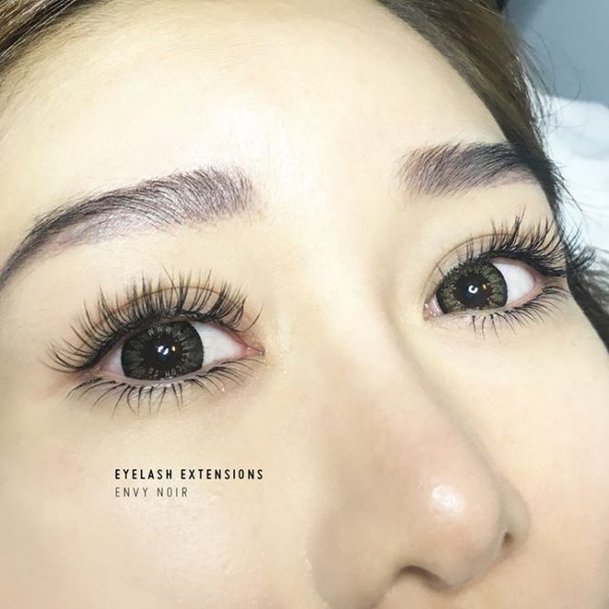 Millys Eyelash Extensions Prices Start From 75