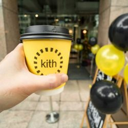 [Kith] Winsland House II: We just started to pour the caffeine.  And we will be here all day. Because, well, it'
