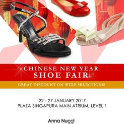 [Anna Nucci] Shop our full range here to step out in style! Enjoy great discounts on wide selections! Anna Nucci Shoe Fair @