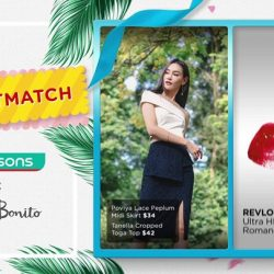 [Love, Bonito] It's time to put all your rich fashion and beauty knowledge to good use! Show us your BEST MATCH &