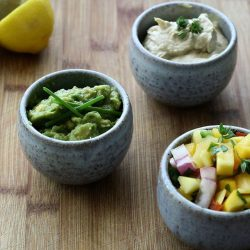 [Electrolux] Having a party? Get ahead of the game and freeze your dips in advance to save prep-time!  #Guacamole #Hummus
