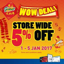[UOB ATM] Wiped out the fridge after the festive season and parties? Start Chinese New Year right and stock it up at