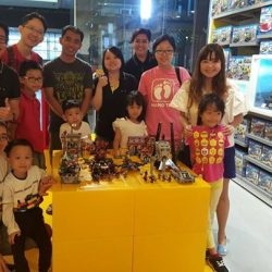 [Bricks World (LEGO Exclusive)] LEGO Building Fun - Brand Ribbon BuildingOn January 2nd 15 children had the opportunity to be LEGO Master Builders in