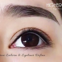 [Highbrow] Misty Eyebrow Enliven & Eyeliner works. Love ❤️ them, book for yours now. • Capitol Piazza - 88765677 • Star Vista - 91771677 • Parkway Parade - 83396896#