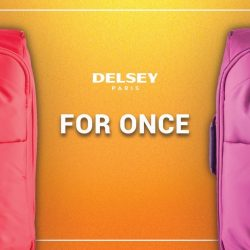 [Delsey] Make your travels easier and more stylish with a DELSEY For Once.■Zip SECURI Tech ■TSA Combination Lock ■Large Storage