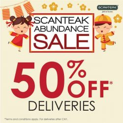 [Scanteak] If you are still looking to furbish your house with awesome teak furniture for the new year but ain't