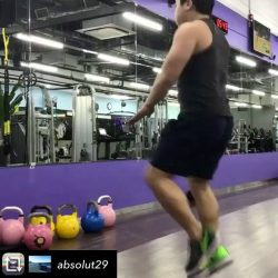 [Anytime Fitness] A big shout to @absolut29 who absolutely smashed our 12 challenges of Christmas and tagged us all the way through.