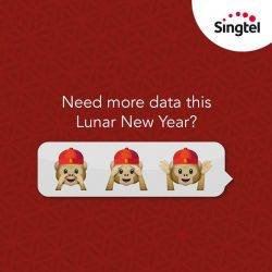 [Singtel] Free 150 minutes, 500 SMSes, 5GB for only $20. Plus, Free 1 for 1 data and free registration and SIM