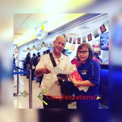[SINDO FERRY] Congratulations to our passenger who has won our TOP prize - SGD388 cash!  🎉🎉All the prizes have been fully redeemed. Thank