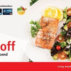 [Munch Saladsmith] Enjoy 10% off with min.spending of $15 in a single receipt at MUNCH stores. Promotion is valid with any