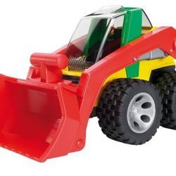 [The Collector] Chinese New Year Special Price $28!Bruder Roadmax Skid LoaderThe Bruder Roadmax Skid Steer Loader is a great little