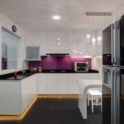 [3D INNOVATIONS DESIGN PTE LTD] The obvious contrast between black and white allows you to highlight specific  features and decor additions with ease.Click http://