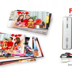 [FotoHub] Print your joyous moment this CNY on High Definition Print!Get a FREE 2-in-1 USB Cable with every